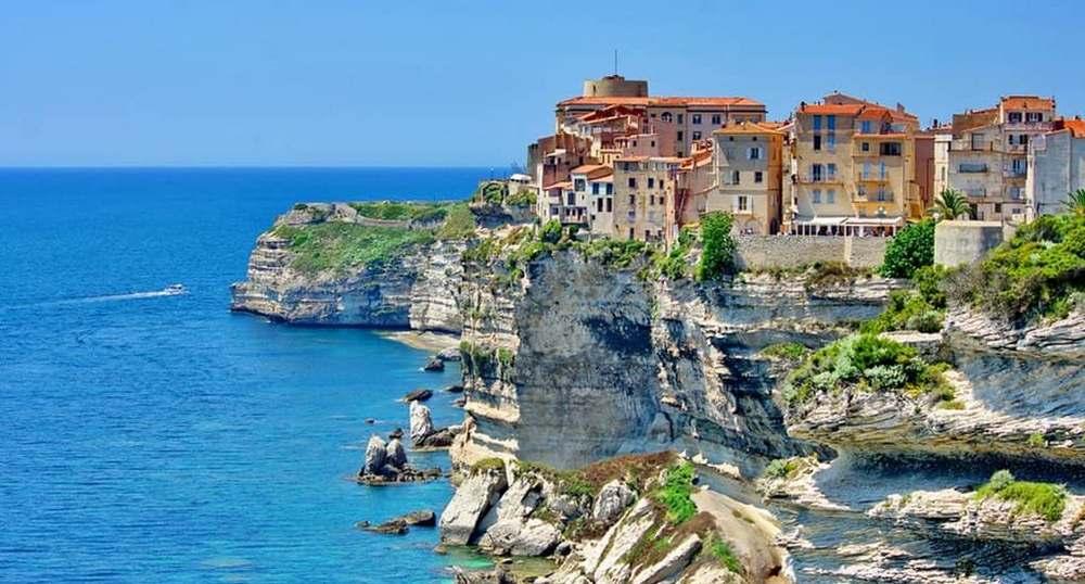 Остров Корсика, Франция.