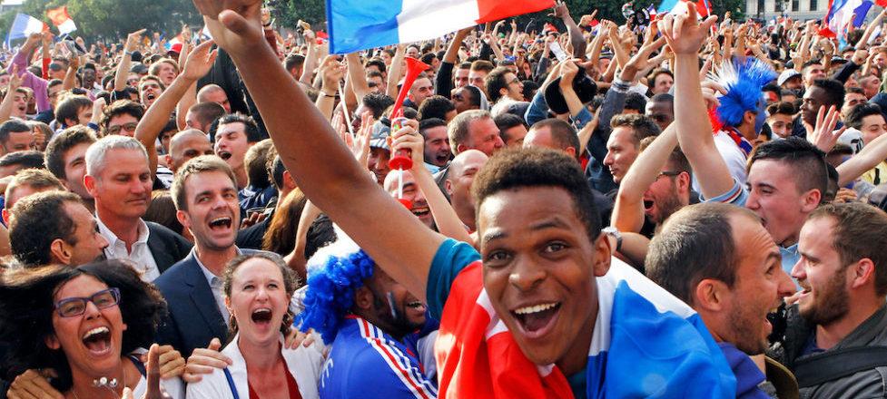 Многообразие современной французской нации.