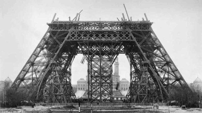 Эйфелева башня: история создания и интересные факты.