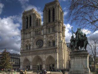 Собор Парижской Богоматери - Нотр-Дам де Пари