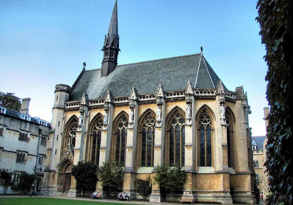 Часовня Сент-Шапель - главные достопримечательности Парижа.