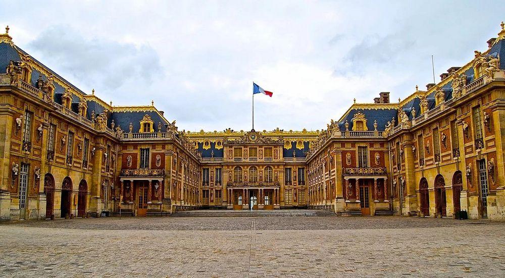 Версаль - главные достопримечательности Парижа.