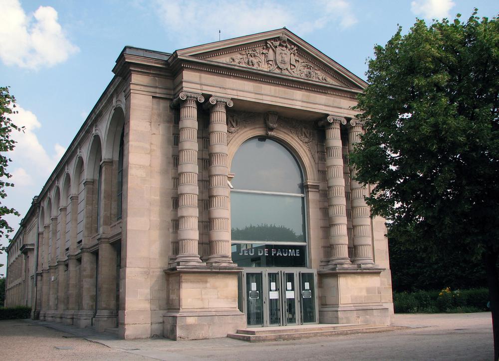 Национальная галерея Же де Пом - главные достопримечательности в Париже.