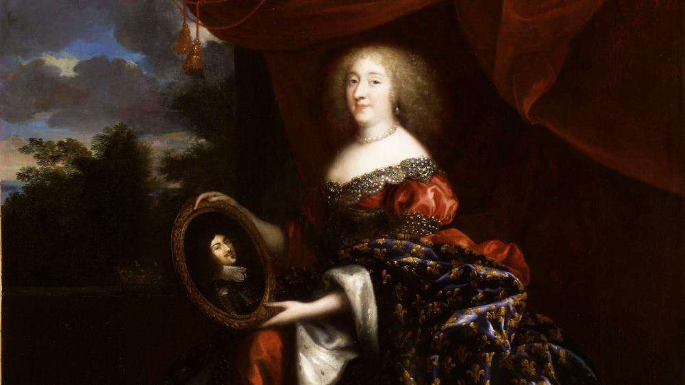Анна Мария Луиза Орлеанская, герцогиня де Монпансье