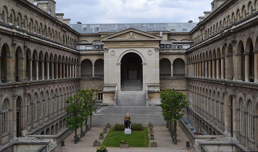Божий дом - Достопримечательности Парижа